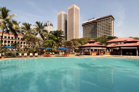 Hilton Colombo - Outdoor pool