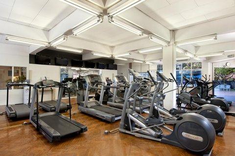 Hilton Colombo - Fitness center