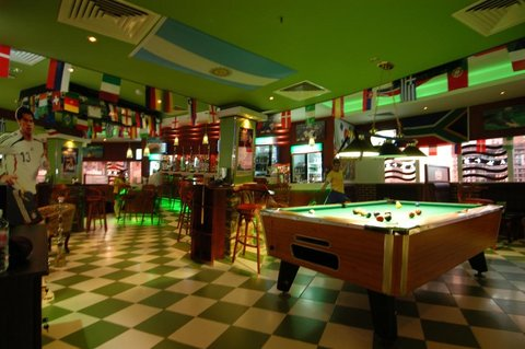 Ramee California Hotel - Legends Sports Bar
