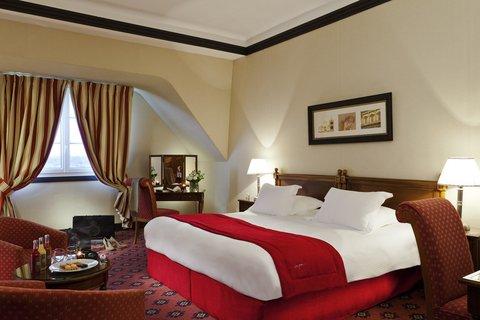 Hotel du Golf - BedRoom view