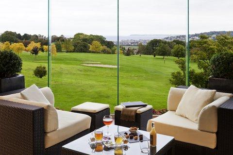 Hotel du Golf - Lobby