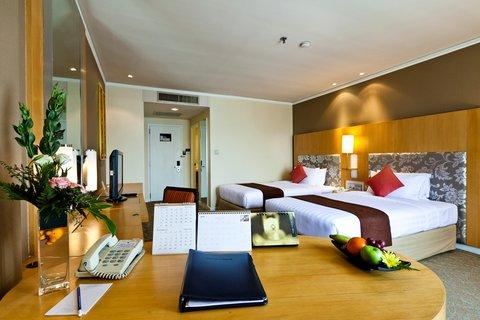 Royal Princess Larn Luang Hotel - Superior Twin