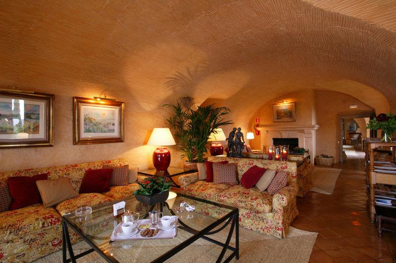 Mas de Torrent Hotel and Spa Baari/lounge
