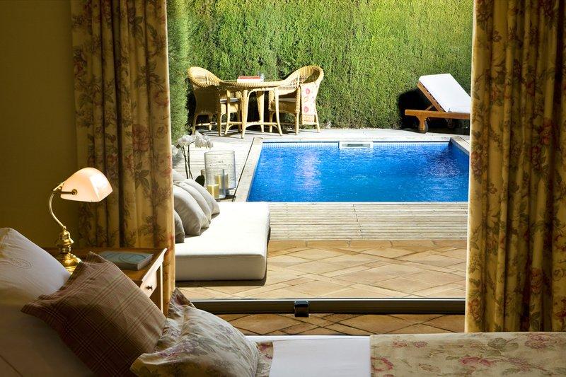 Mas de Torrent Hotel and Spa Sviitti