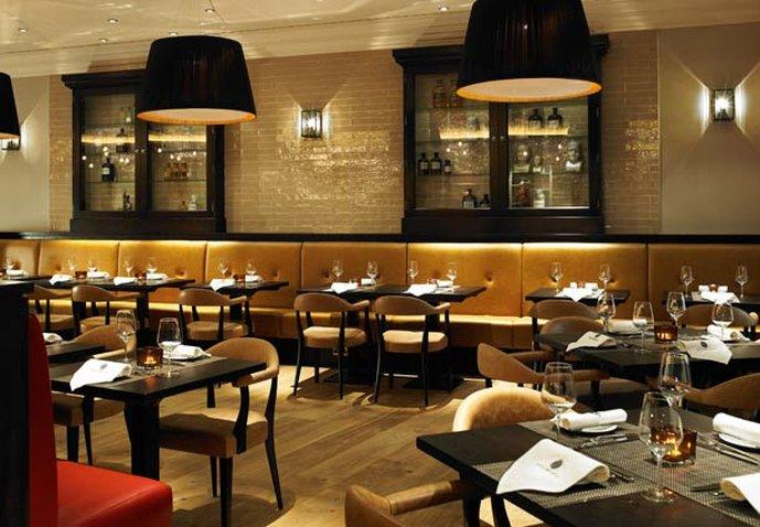 Marriott Leeds Hotel Gastronomy