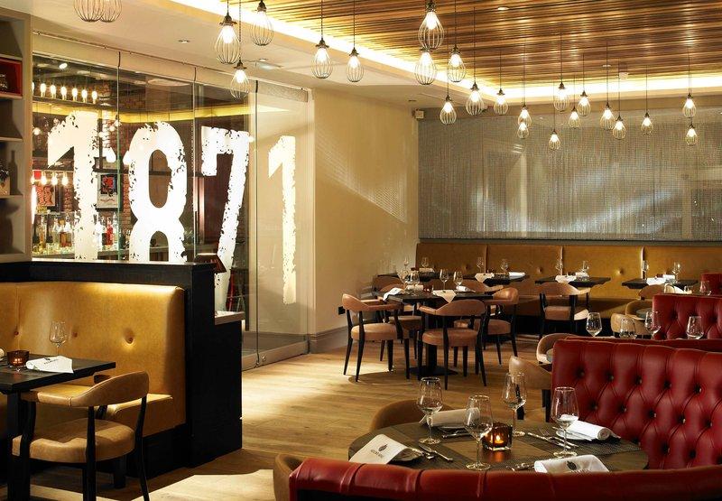 Marriott Leeds Hotel Étkezés