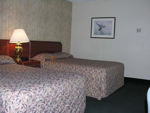 Rodeway Inn Boise - Guest Room DoubleBed