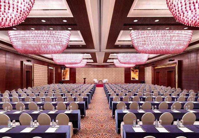 Nanning Marriott Hotel BallRoom