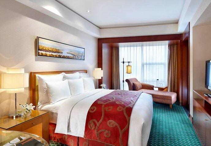 Nanning Marriott Hotel Kameraanzicht