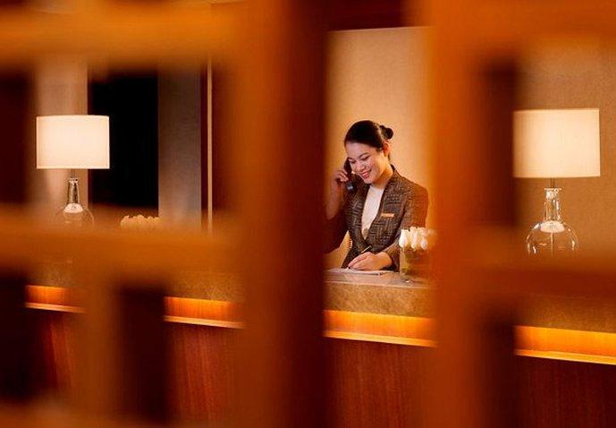 Nanning Marriott Hotel Overige