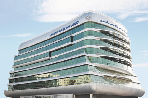 Grand Excelsior Hotel Dubai - Exterior