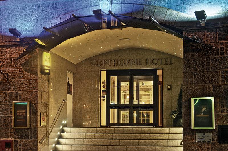 Copthorne Hotel Aberdeen Widok z zewnątrz