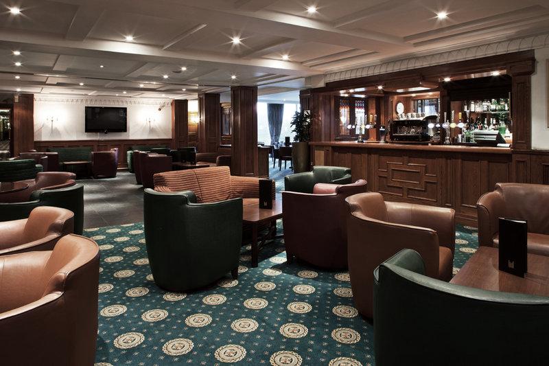 Copthorne Hotel Cardiff Caerdydd Бар/гостиная