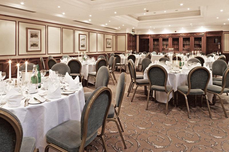 Copthorne Hotel Cardiff Caerdydd Ресторанно-буфетное обслуживание