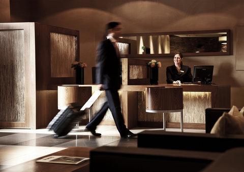 Millennium & Copthorne Hotels At Chelsea Football Club - Millennium Reception