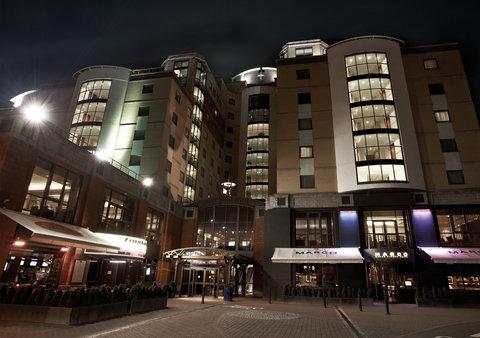 Millennium & Copthorne Hotels At Chelsea Football Club - Exterior Night