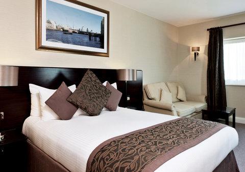 Millennium & Copthorne Hotels At Chelsea Football Club - Copthorne Superior Double