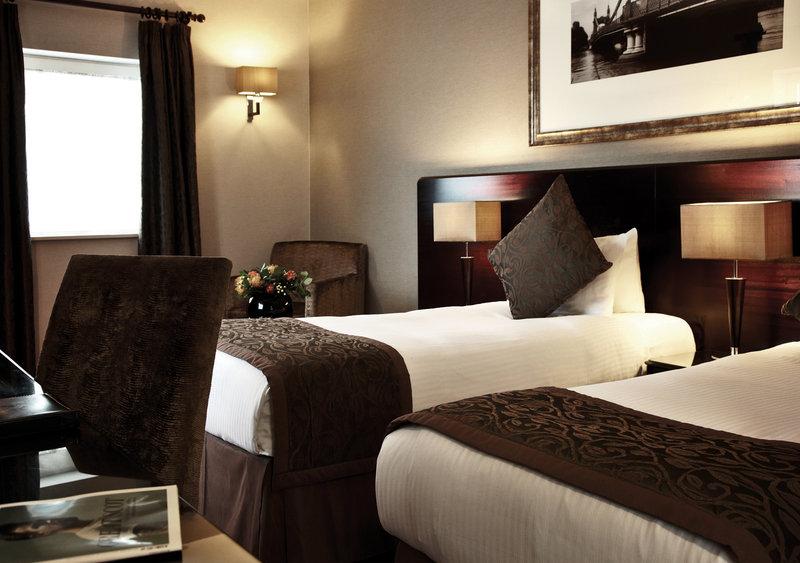 Millennium & Copthorne Hotels at Chelsea Football Club Widok pokoju