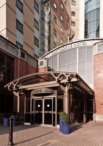 Millennium & Copthorne Hotels At Chelsea Football Club - Copthorne Entrance