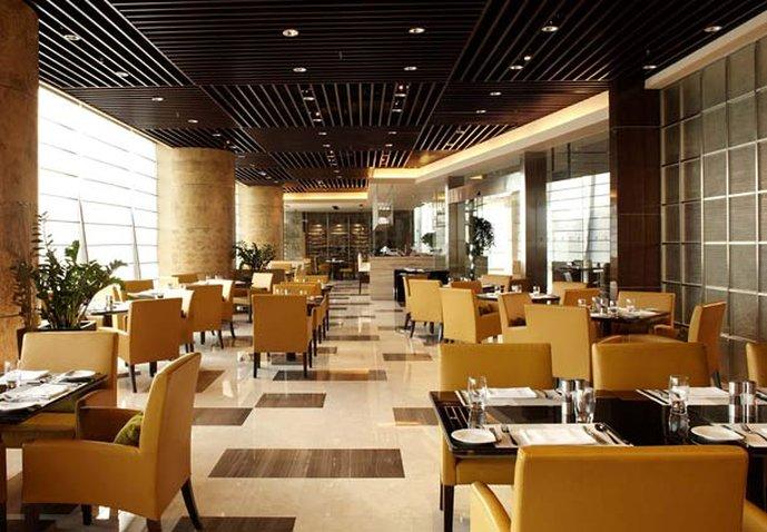 Shanghai Marriott Hotel Luwan Autre