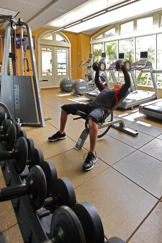 Embassy Suites Deerfield Beach - Resort & Spa Fitness Club