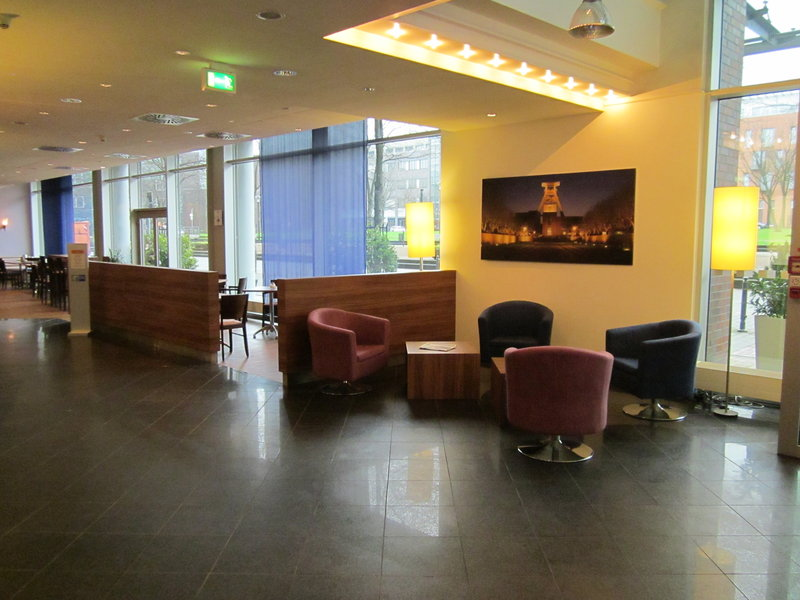 Holiday Inn Express Essen Lobby