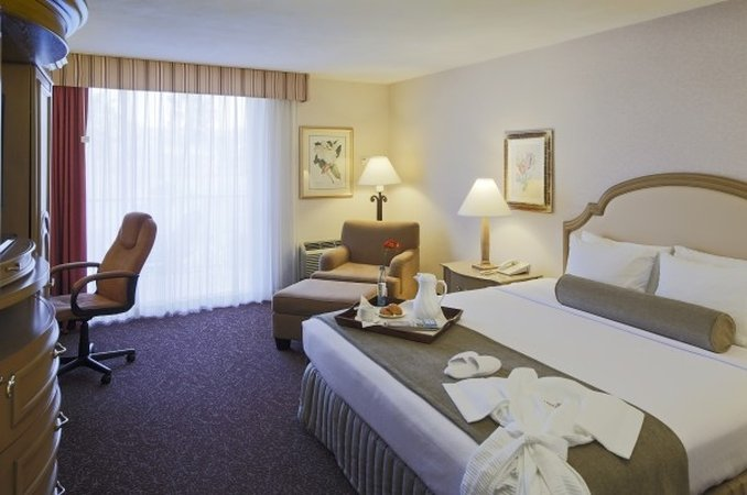 Crowne Plaza SAN DIEGO - MISSION VALLEY - San Diego, CA
