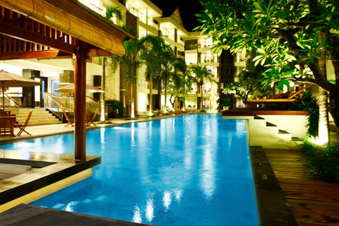 Bali Kuta Resort  - Swimming Pool