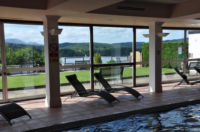 Beech Hill Hotel Widok basenu