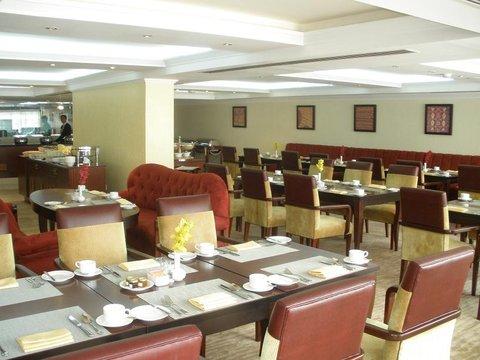 Swiss-Belhotel Doha - Maxill Restaurant