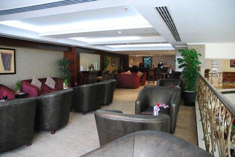 Swiss-Belhotel Doha - Cafe Mezz