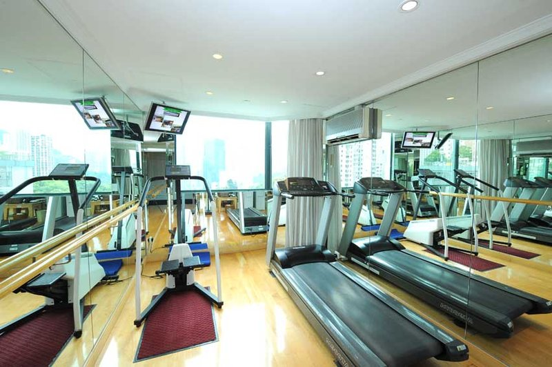 Hotel Bishop Lei International House Fitness-klubb