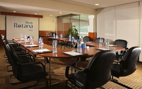 رحاب روتانا - دبي - 4 Fully-Equipped Meeting Rooms