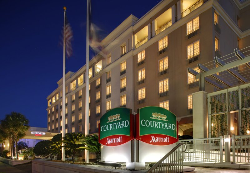 COURTYARD HISTOR DIST MARRIOTT
