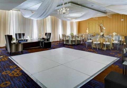 Courtyard Charleston Historic District - Grand Cypress Ballroom Social Event