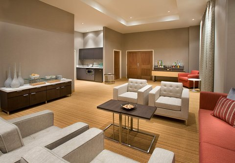 Courtyard By Marriott Calgary Airport Hotel - Hospitality Suite