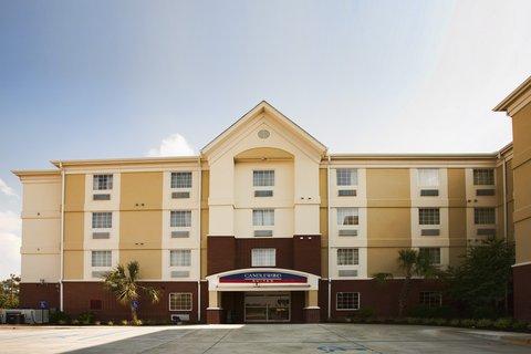 Candlewood Suites Hattiesburg Hotel - Exterior Feature