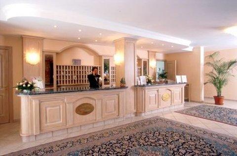 Park Hotel Colle Degli Angeli - Reception