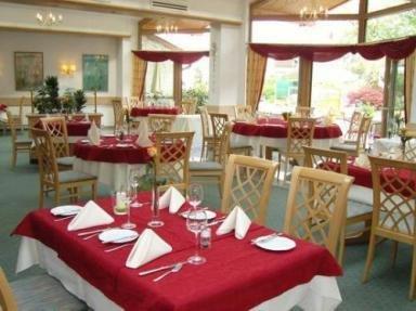 Akzent Lamm Hotel - Restaurant View