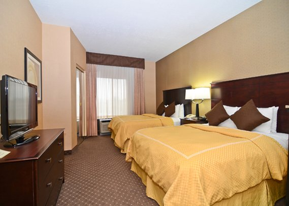 Comfort Suites Ogden