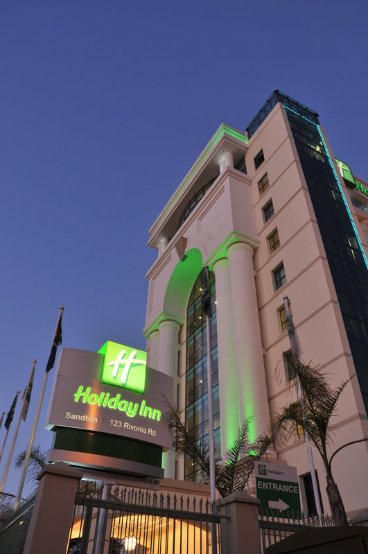 Holiday Inn Sandton - Rivonia Road 外観