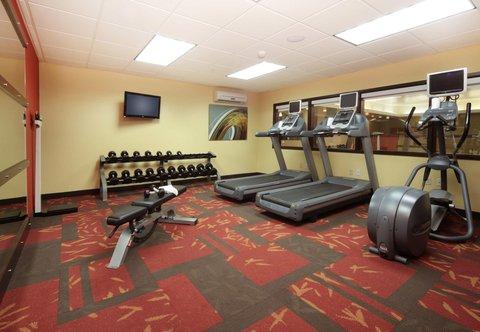 Courtyard Dayton North - Fitness Center
