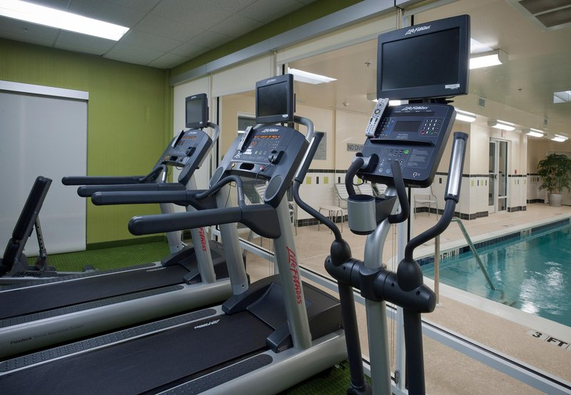 Fairfield Inn & Suites Tallahassee Central Clube de fitness
