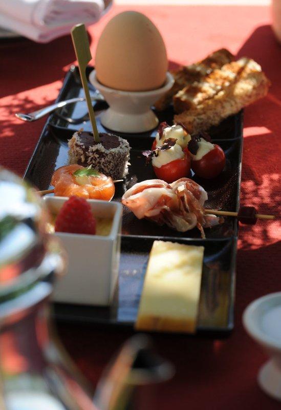 La Cote Saint Jacques and Spa Gastronomie