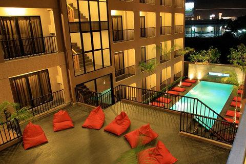 The Cottage Suvarnabhumi - Outdoor Swimming Pool