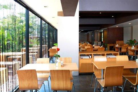 The Cottage Suvarnabhumi - Amigos Restaurant