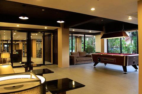 The Cottage Suvarnabhumi - Recreation Room