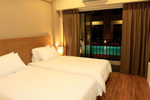 The Cottage Suvarnabhumi - Standard Pool Access Room