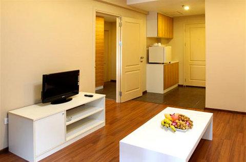 The Cottage Suvarnabhumi - Living Room
