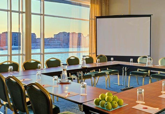 Marriott Copenhagen Конференц-зал
